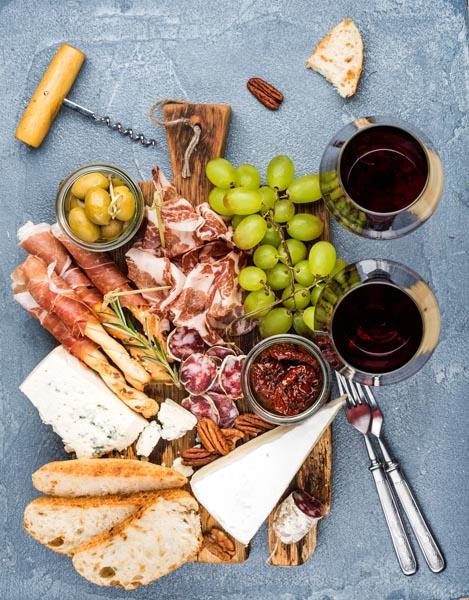 Food and Wine In Australia